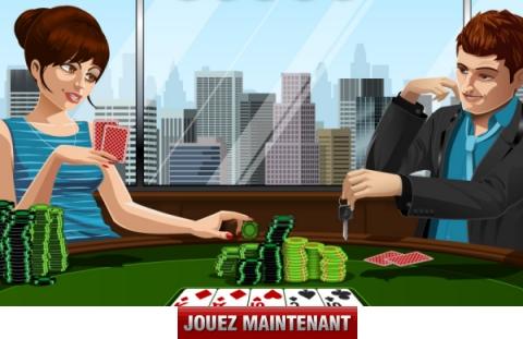 jouer au poker sur un casino en ligne